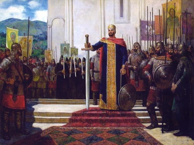 საქართველოს მეფეთა სია