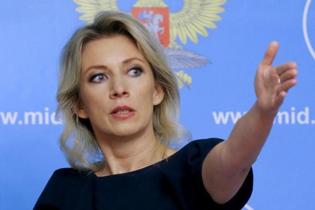 მარია ზახაროვა- სომხეთო, რუსეთი მუდამ შენთანაა