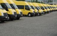 ზუგდიდში ავტობუსებისა და მიკროავტობუსების მძღოლები აქციას მართავენ
