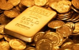 ოქროს ფასმა მინიმუმს მიაღწია