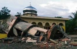 52 ადამიანი დაიღუპა: დამანგერეველი მიწისძვრა ინდონეზიაში