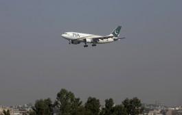 პაკისტანში სამგზავრო თვითმფრინავი ჩამოვარდა
