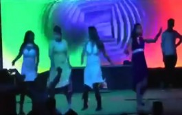 სცენაზე მოცეკვავე ორსულს პისტოლეტიდან ესროლეს და მოკლეს (ვიდეო)