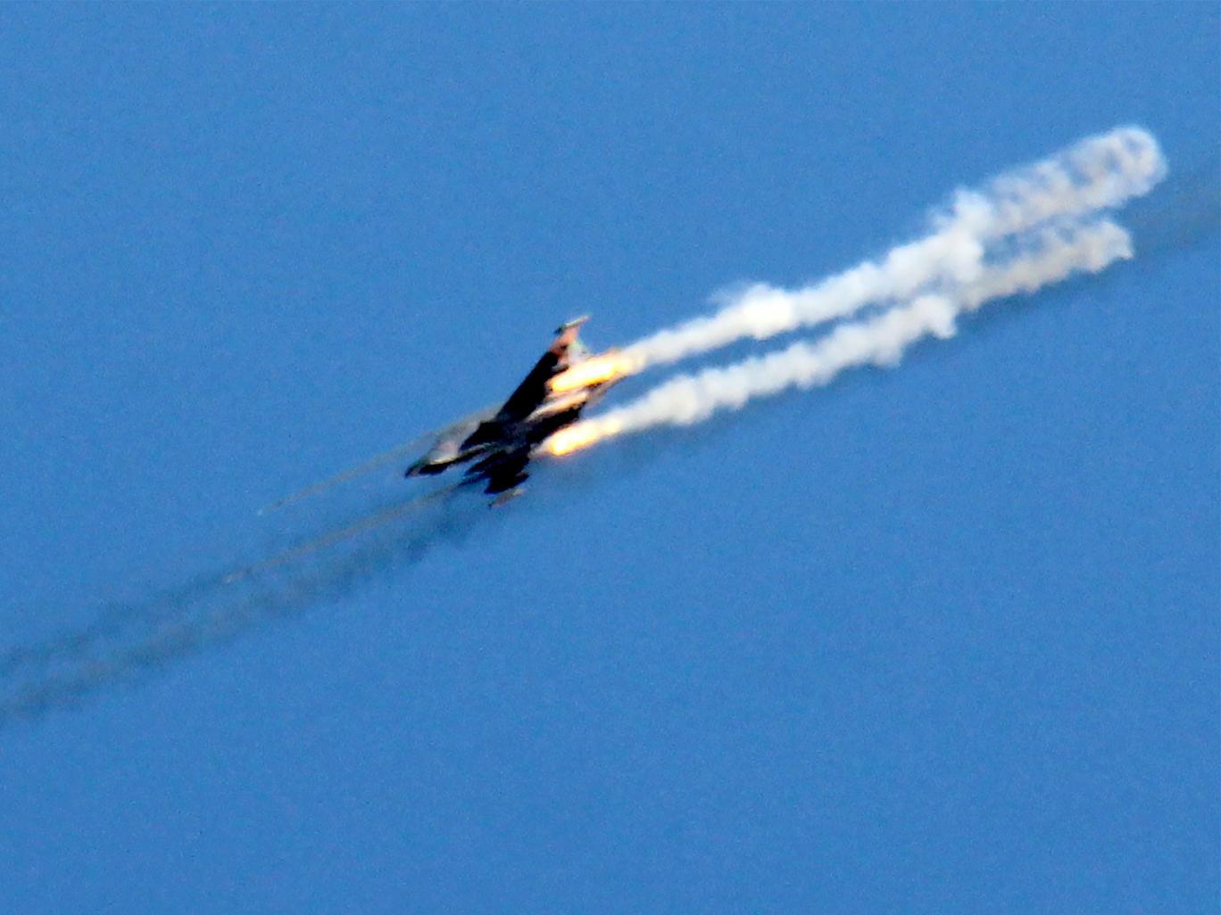 რუსეთი აშშ-ს სირიაში სამხედრო თვითმფრინავების ჩამოგდებით ემუქრება
