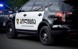 ენმ-ს მაჟორიტარობის კანდიდატის ავტომობილი პოლიციის მანქანას დაეჯახა