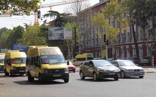 მძღოლები, რომლებიც Bus line-ის ზოლში იმოძრავებენ, დაჯარიმდებიან