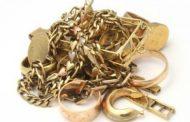 სადახლოზე არადეკლარირებული ოქროს ნაკეთობები აღმოაჩინეს