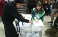 ცესკო-ს 17:00 საათის მონაცემები: არჩევნებში მონაწილეობა 1 262 809 ამომრჩეველმა მიიღო