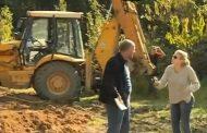 ივანიშვილმა ასწლოვანი ხის გადარგვის პროცესი ახლა უკვე სამეგრელოდან დაიწყო