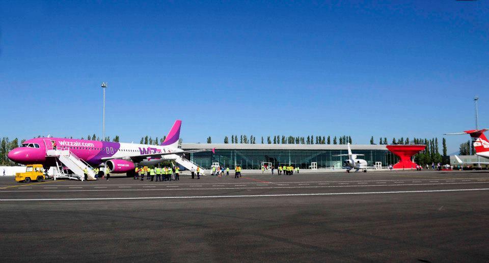 ქუთაისის აეროპორტში ვროცლავი-ქუთაისის პირველი რეისი შესრულდა