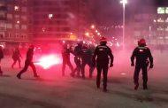 უეფას ლიგა: გულშემატკივრებს შორის დაპირისპირებას პოლიციელი შეეწირა