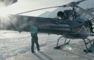 ყაზბეგში ვერტმფრენი ავარიულად დაეშვა და დაზიანდა