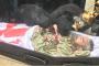 მუხათგვერდის ძმათა სასაფლაოზე არჩილ ტატუნაშვილი სამხედრო პატივით დაკრძალეს