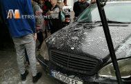 ბახტრიონზე ავარია მოხდა, დაშავებულია ერთი ქალი