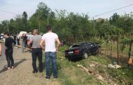 ვანში, ავარიას 50 წლამდე ქალი ემსხვერპლა