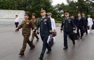 ბოლო 11 წლის განმავლობაში პირველად, ჩრდილოეთ და სამხრეთ კორეამ სამხედრო მოლაპარაკებები გამართეს