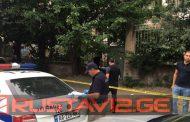 მკვლელობა თბილისში - გარდაცვლილია 39 წლის მამაკაცი