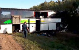 საგარეო საქმეთა სამინისტრო: სტავროპოლის ოლქში ავარიის შედეგად საქართველოს სამი მოქალაქე დაშავდა