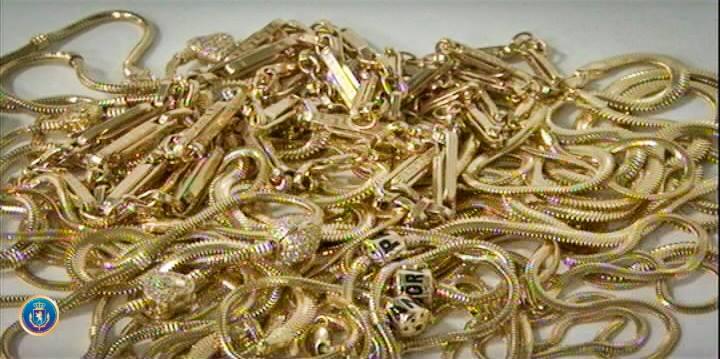 8 კგ-მდე ვერცხლისა და 480 გრ-მდე ოქროს ნაკეთობები: კონტრაბანდის სამი ფაქტი გამოვლინდა