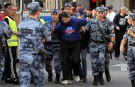რუსეთში საპენსიო ასაკის გაზრდის წინააღმდეგ გამართულ აქციებზე 800-ზე მეტი ადამიანი დააკავეს