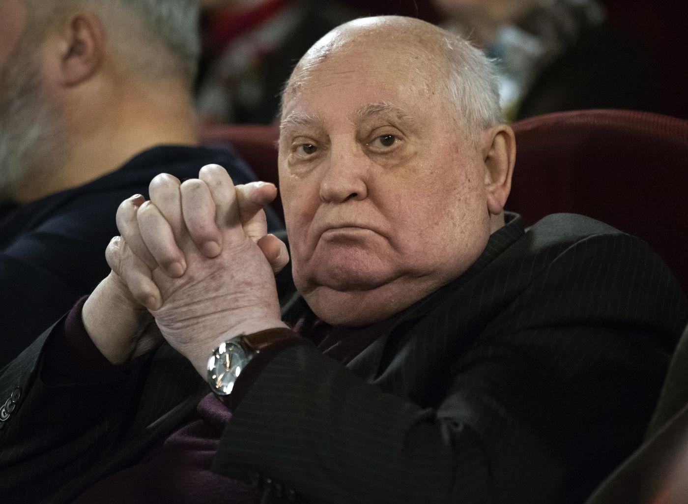 გორბაჩოვი აშშ-ისა და რუსეთის ლიდერებს მოუწოდებს, ცივი ომის პერიოდში დაბრუნებისგან თავი შეიკავონ